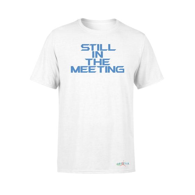 DJ Khaled Father of Asahd x Jordan Still In The Meeting White T-Shirt