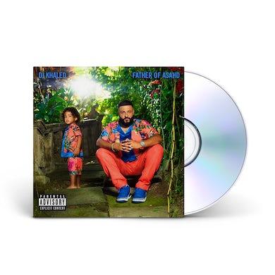 DJ Khaled Father of Asahd AUTOGRAPHED CD
