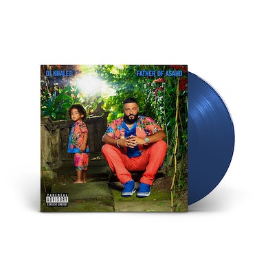DJ Khaled Father of Asahd 2-LP (Vinyl)