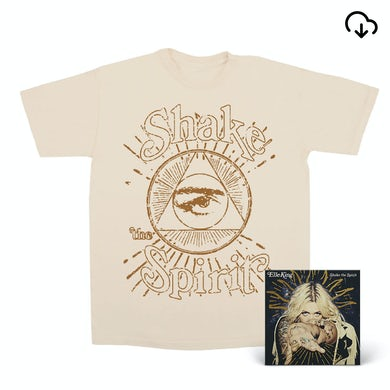 Elle King Shake The Spirit Tee + Album