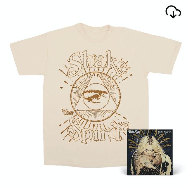 Elle King Shake The Spirit Tee + Album