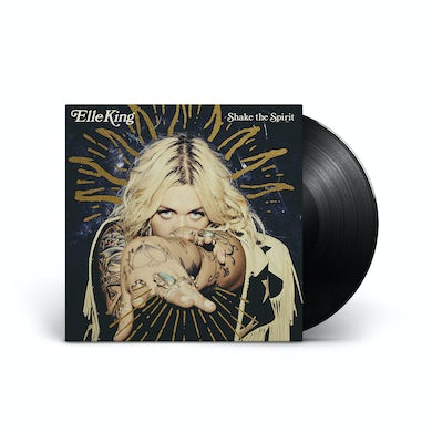 Elle King Shake The Spirit 2-LP Vinyl