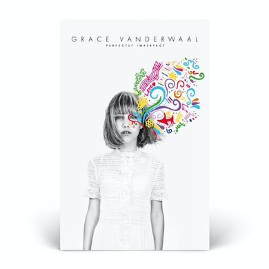 Grace VanderWaal Perfectly Imperfect Lithograph