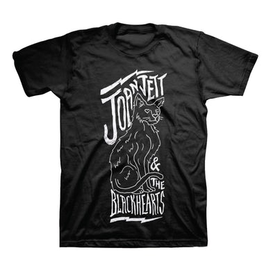 Joan Jett & The Blackhearts Black Cat T-shirt