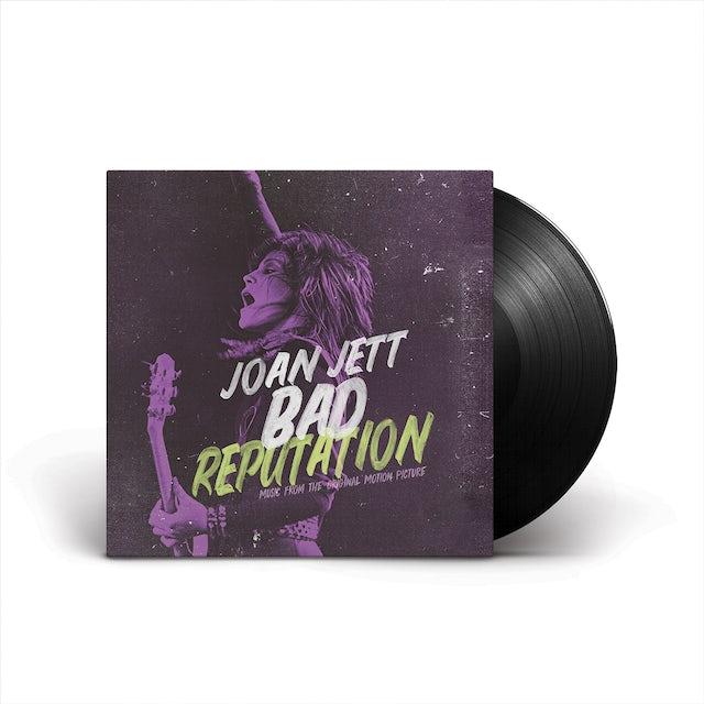 Joan Jett & The Blackhearts Bad Reputation (Music From The Original Motion Picture) LP (Vinyl)