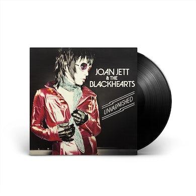 Joan Jett & The Blackhearts Unvarnished LP (Vinyl)