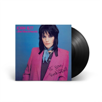 Joan Jett & The Blackhearts I Love Rock 'N' Roll LP (Vinyl)