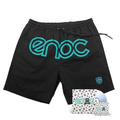Ozuna ENOC Bear Shorts + Album