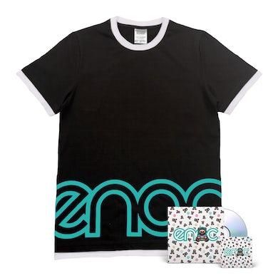 Ozuna ENOC Black Ringer Tee + Album