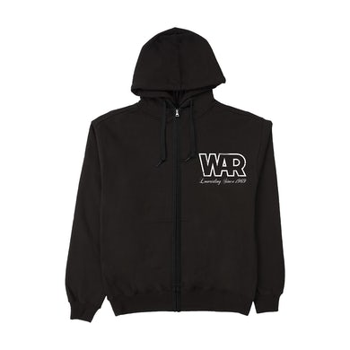 War Low Rider Zip-Up Hoodie