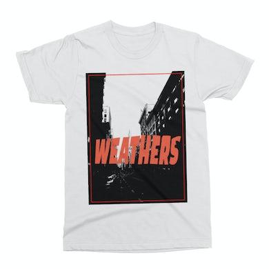 Weathers - White Logo T-shirt