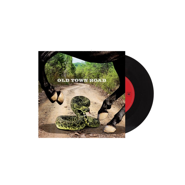 """Lil Nas X - Old Town Road 7"""" Vinyl Single + Download"""