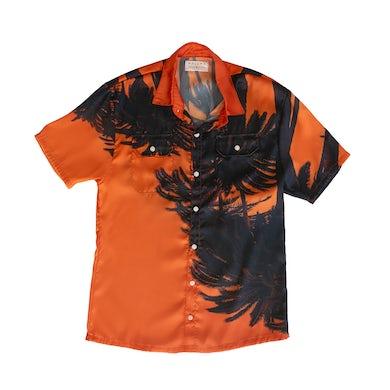 Maluma Sunset Orange Premium Top