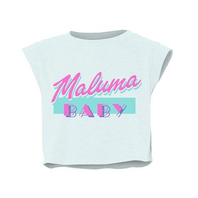 Maluma Baby Crop Tee