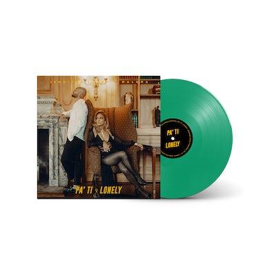 "Maluma Pa' Ti+ Lonely 12"" Single Green Vinyl"