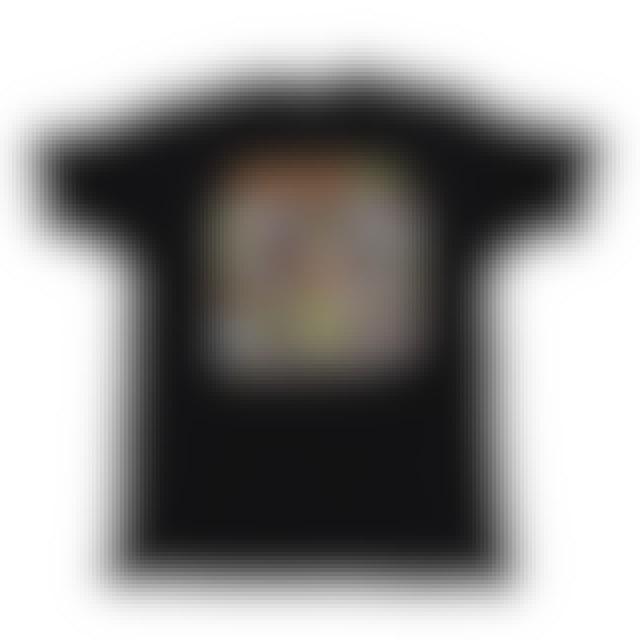 Janis Joplin Black Cheap Thrills Cartoon T-Shirt