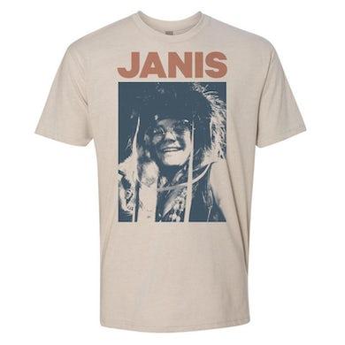 Janis Joplin Beatnick Blues T-Shirt