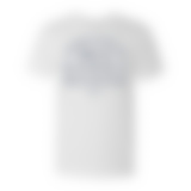 Janis Joplin Me & Bobby McGee T-Shirt (Heather White)
