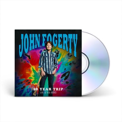 John Fogerty 50 Year Trip: Live at Red Rocks