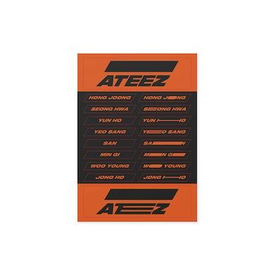 ATEEZ Sticker Set