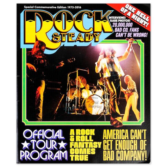 Bad Company Tour Program
