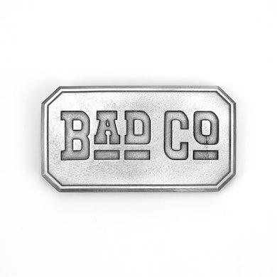 Bad Company Logo Belt Buckle