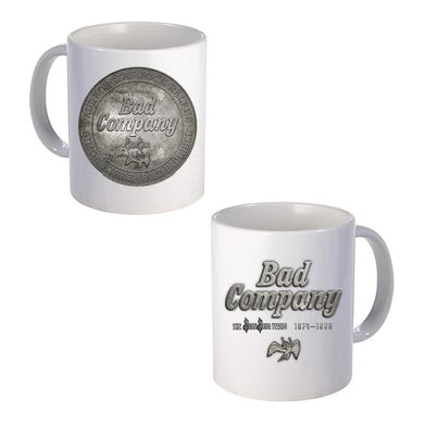 Bad Company Swan Song Mug