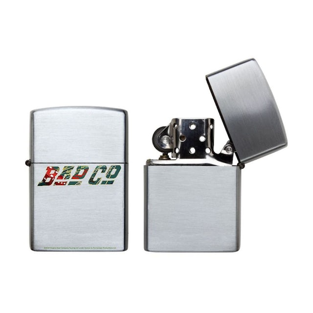 Bad Company Straight Shooter Cutout Lighter