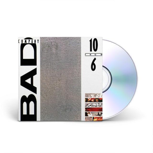 Bad Company 10 From 6 CD