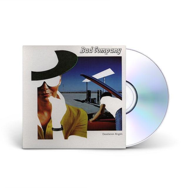 Bad Company Desolation Angels CD
