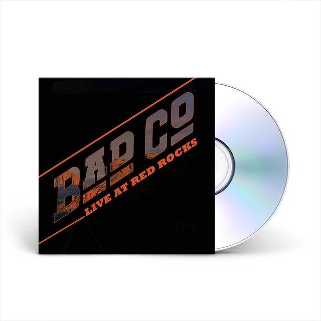 Bad Company Live At Red Rocks (CD/DVD)