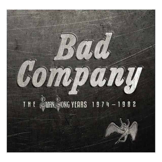 Bad Company Swan Song Years 1974-1982 (6-CD) Box Set