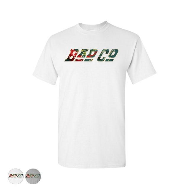 Bad Company Straight Cutout T-Shirt
