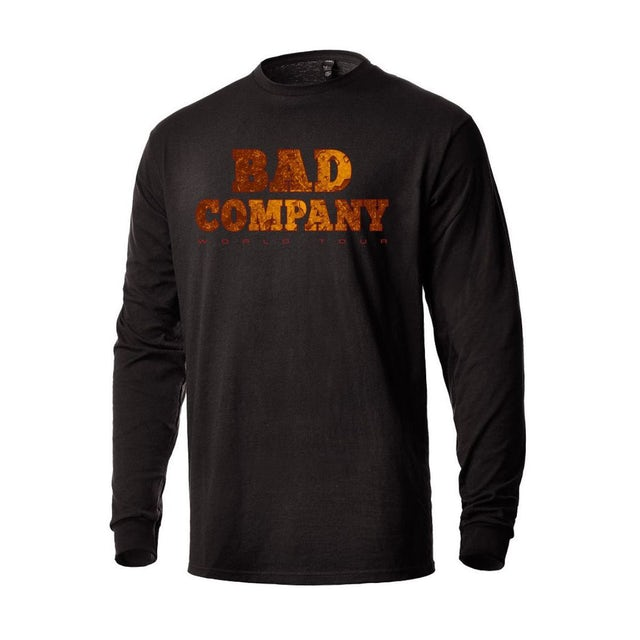 Bad Company World Tour Long Sleeve T-Shirt