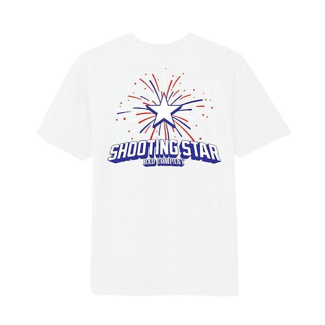 Bad Company Shooting Star Fireworks T-Shirt