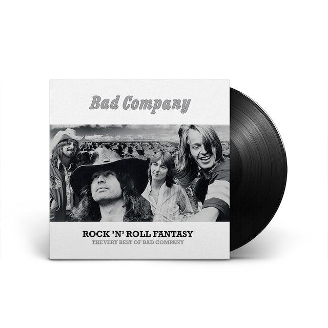 Rock N Roll Fantasy: The Very Best Of Bad Company (2LP 180 Gram Vinyl)