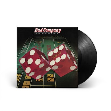 Bad Company Straight Shooter (Deluxe)(2LP 180 Gram Vinyl)