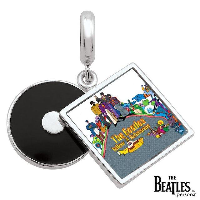The Beatles Yellow Submarine Album Charm