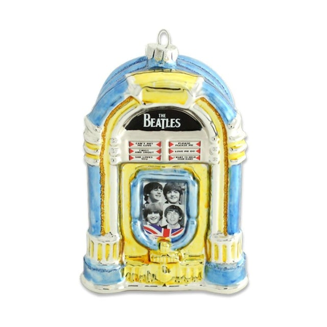 The Beatles Juke Box Ornament