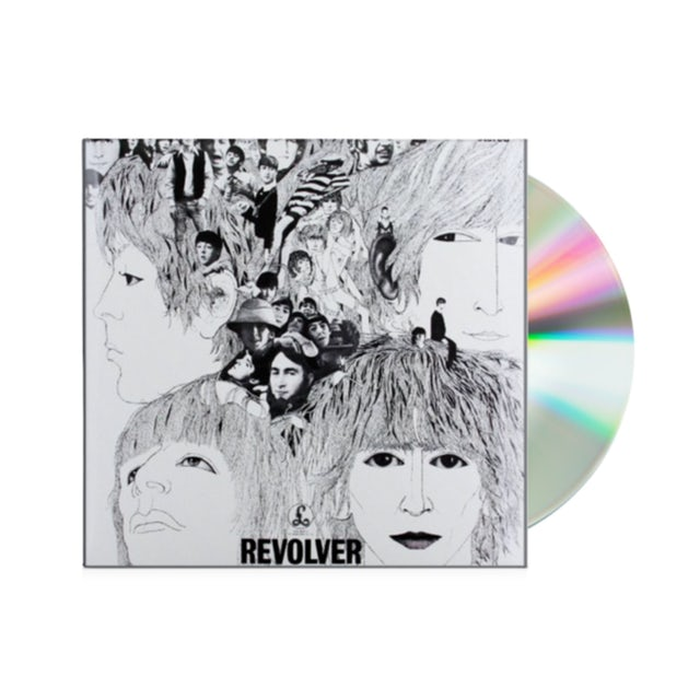 The Beatles Revolver CD