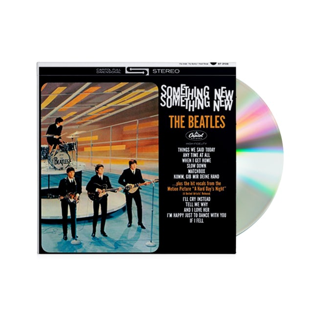 The Beatles Something New CD