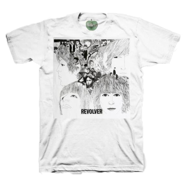 The Beatles Revolver Collage T-Shirt