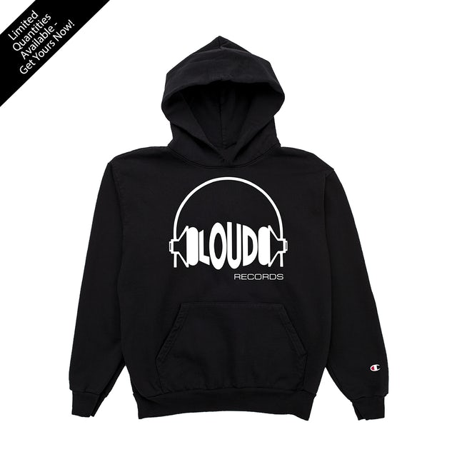 Loud Records Limited Edition Champion Hoodie