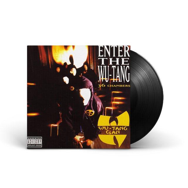 Loud Records Wu-Tang Clan: Enter The Wu-Tang LP (Vinyl)