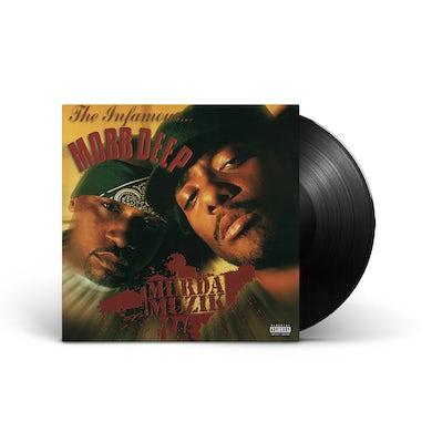 Loud Records Mobb Deep: Murda Muzik LP (Vinyl)