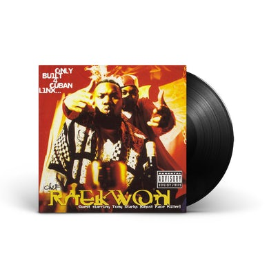 Loud Records Raekwon - Only Built 4 Cuban Linx LP (Vinyl)
