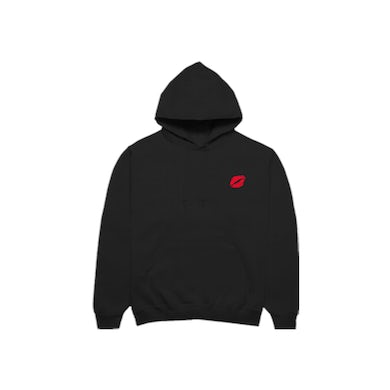 lovelytheband finding it hard to smile hoodie