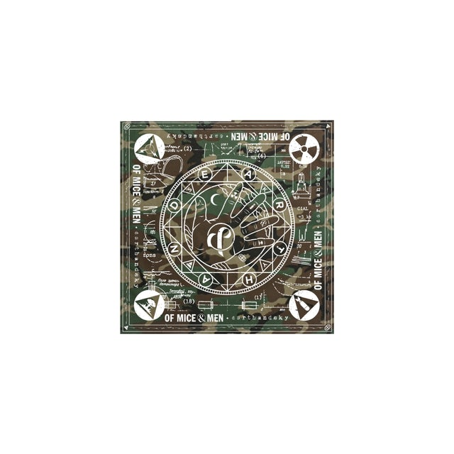 Of Mice And Men EARTHANDSKY Bandana