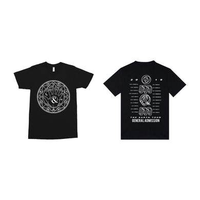 Of Mice And Men EARTHANDSKY Tour Tee