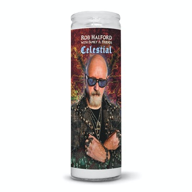 Rob Halford Celestial Candle